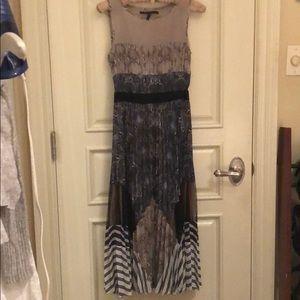 BCBGMazAzria full length dress